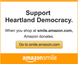 Support Heartland through Amazon Smile