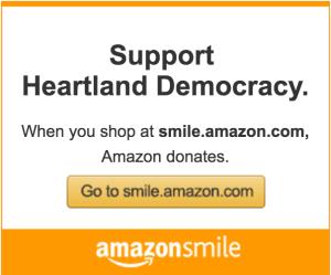 Support Heartland through Amazon Smile